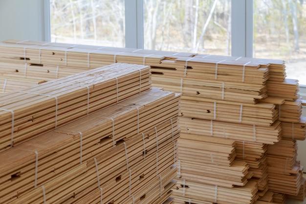 Holzfußböden für parkettböden