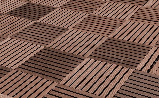 Holzoberflächenbeschaffenheitsboden für außenpoolhintergrund