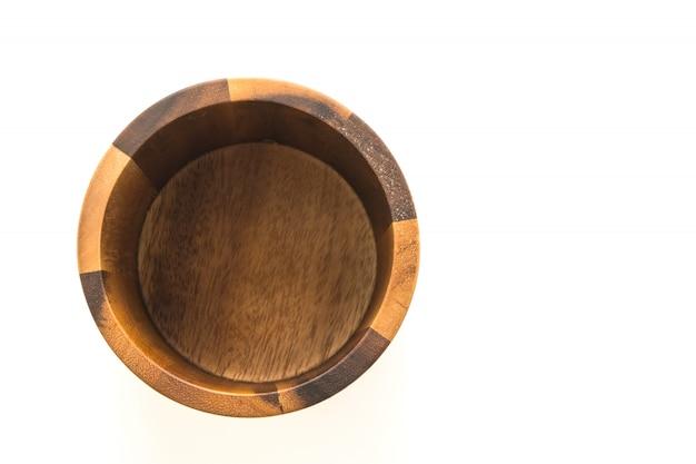Holzschüssel