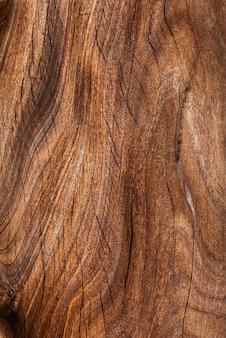 Holzstamm glatt lackiert und mit einem schönen relief.