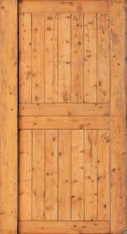 Holztür.