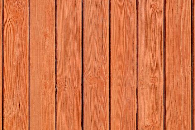 Holzwandhintergrundbretter braun lackiert