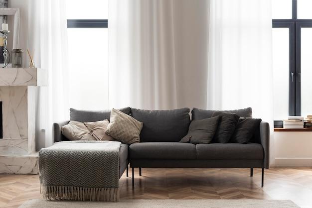 Home interior design sortiment