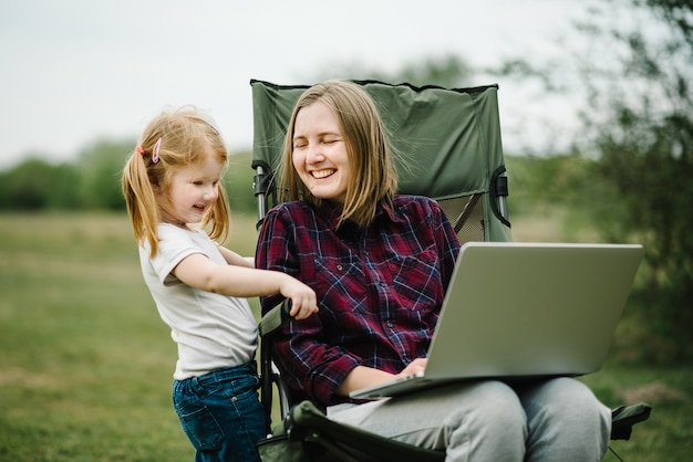Homeschooling und freiberuflicher job