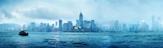 Hong kong nacht
