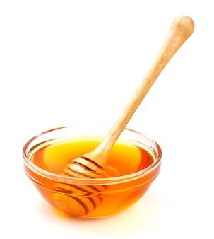 Honig, isoliert auf weiss