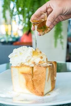 Honig toast