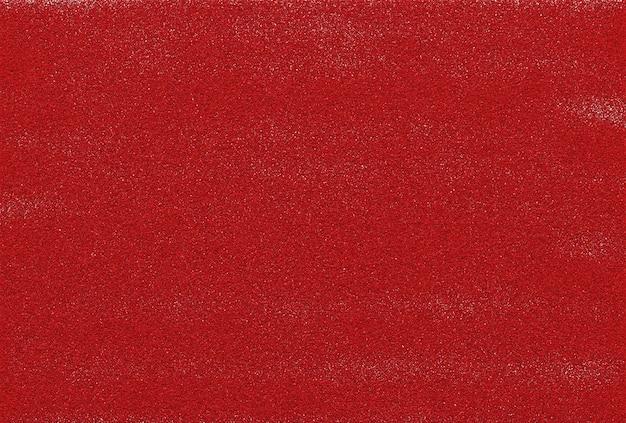 Horizontale beschaffenheit des roten stuck-wand-hintergrundes