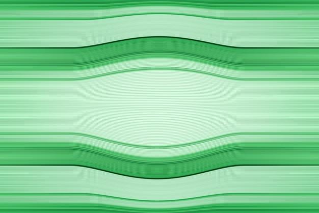 Horizontale grüne linien des abstrakten hintergrundes. heller festlicher hintergrund.