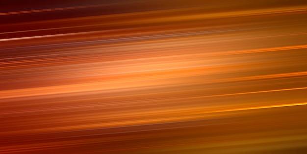 Horizontale orange streifenlinien. abstrakter hintergrund.