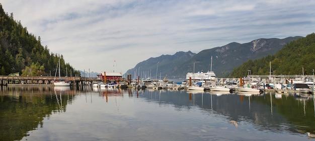 Horseshoe bay vancouver bc kanada