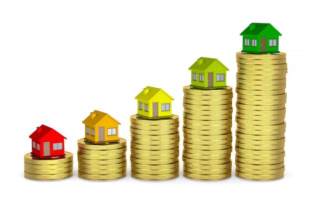 House energetic class, geld sparen