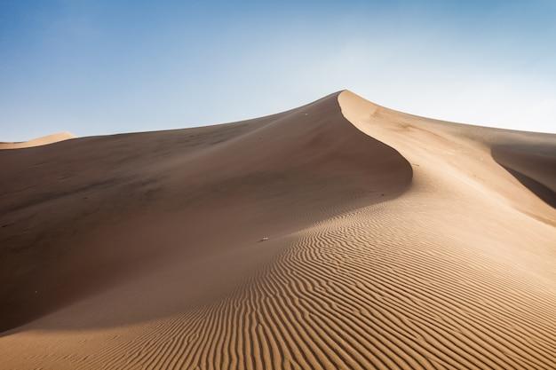 Huacachina wüstendünen