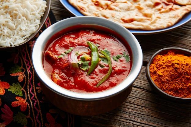 Huhn tikka masala indisches rezeptlebensmittel