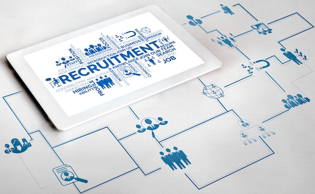 Human resources und people networking