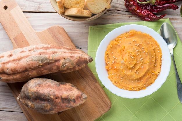 Hummus von yam