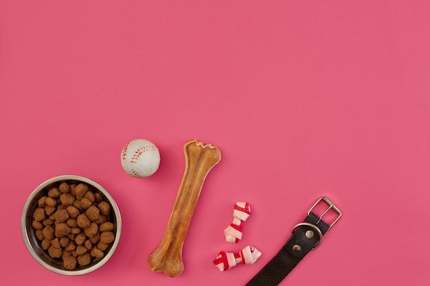 Hundesnacks, hundekauen, hundeknochen, ballspielzeug für hunde