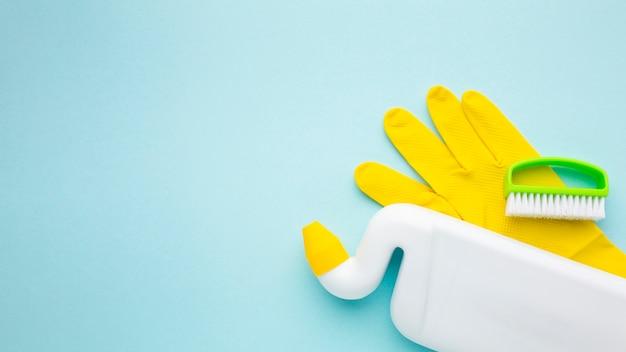 Hygieneprodukte mit kopienraum