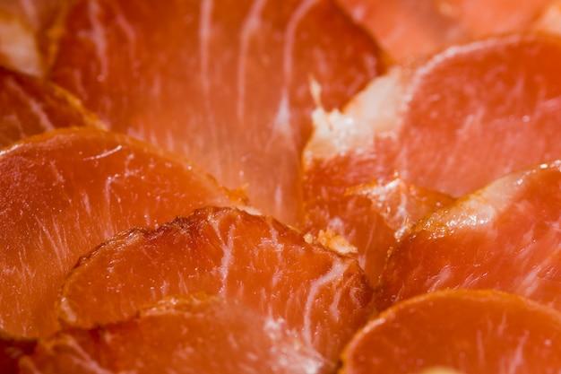 Iberische fertige schweinelende nach geschmack