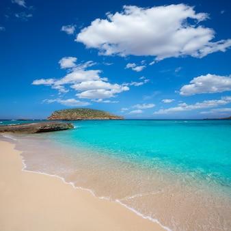 Ibiza cala conta comte strand in sant josep