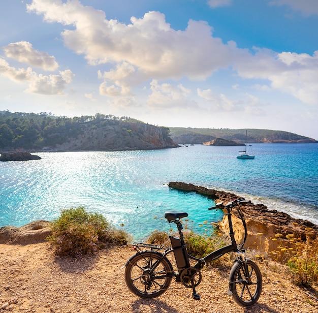 Ibiza cala xarraca in sant joan der balearen