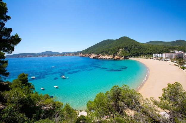 Ibiza caleta de sant vicent san vicente san juan