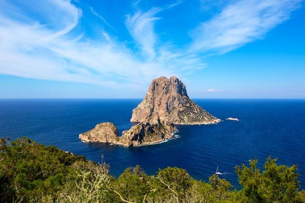 Ibiza es vedra und vedranell von torre des savinar