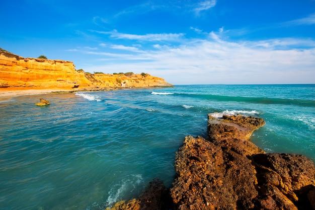 Ibiza insel platja es bol nou strand ses salines