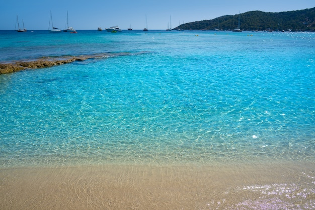 Ibiza playa ses salines strand es cavallet