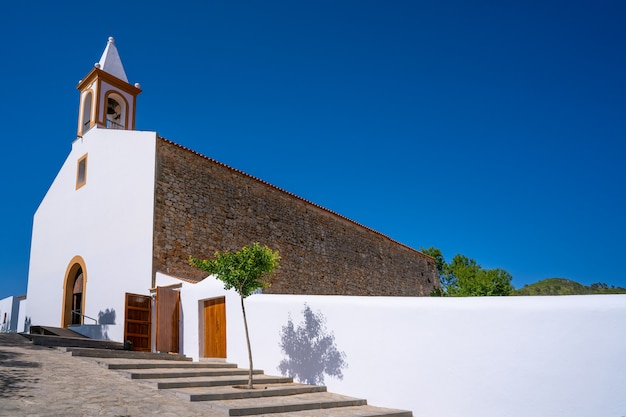 Ibiza sant joan de labritja auf der baleareninsel