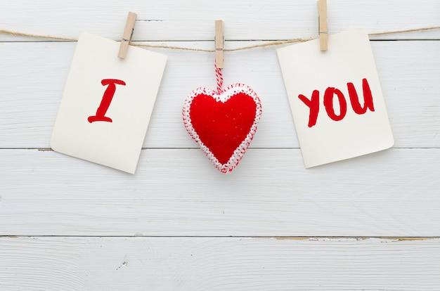 Ich liebe dich hintergrund