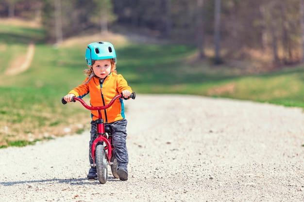 Ich und mein fahrrad