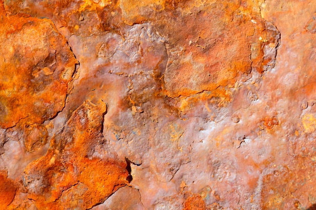 Im alter von rostigen eisen textur grunge hintergrund