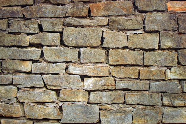 Im alter von steinmauer textur hintergrund