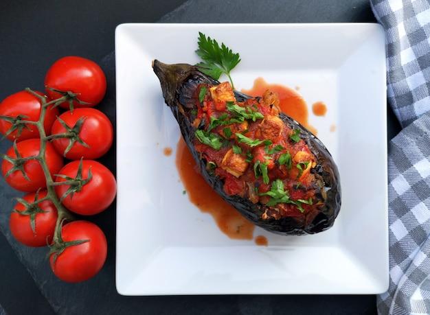 Imam bayildi, traditionelles türkisches essen