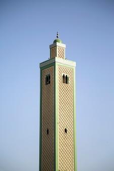 Imam-malik-moschee in fes, marokko