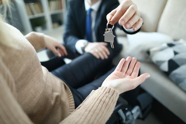 Immobilien- und hypothekengeschäft