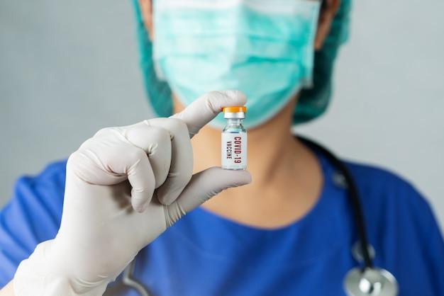 Impfstoff zur vorbeugung, immunisierung und behandlung von covid-19-coronavirus