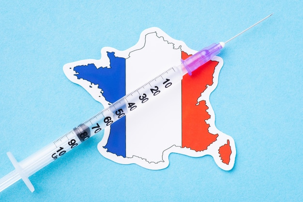 Impfung gegen frankreich