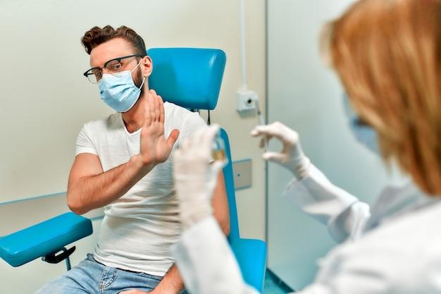 Impfung, impfkampagne, krankheitspräventionskonzept