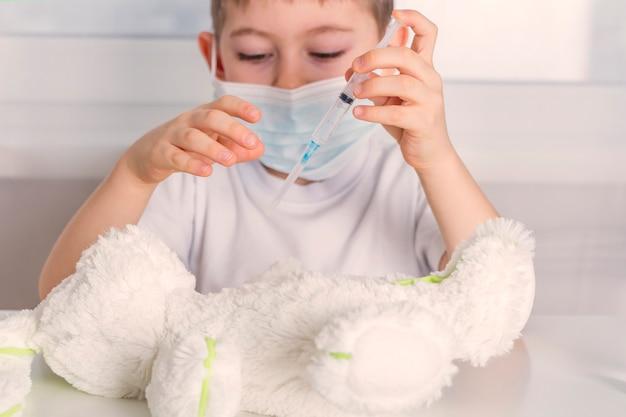 Impfung und immunisierung des populationskonzepts.