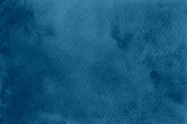 Indigo aquarell hintergrund papier textur