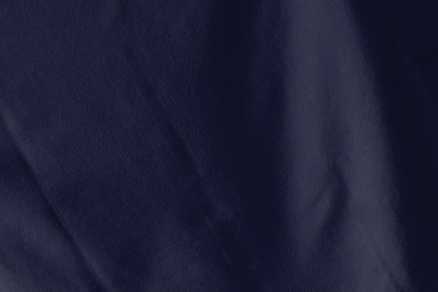 Indigo zerknittertes papier textur hintergrund
