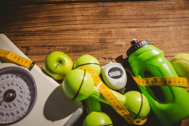 Indikatoren für einen gesunden lebensstil
