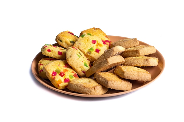 Indische bäckerei essen nan khatai snacks