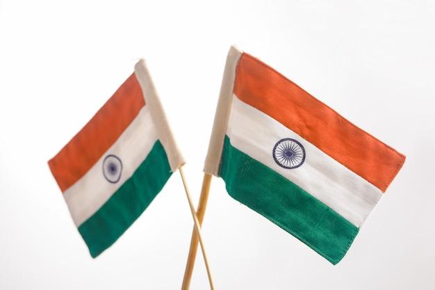Indische fahnen