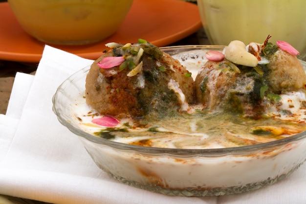 Indische küche dahi vada