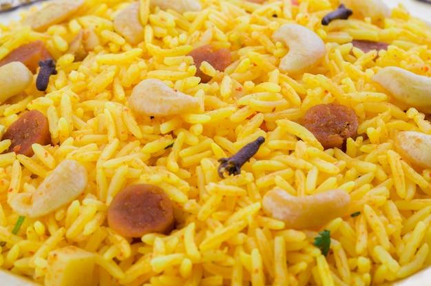 Indische küche pulao