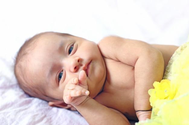 Indisches baby