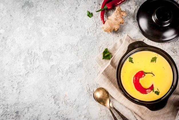 Indisches essen, gujarati kadhi
